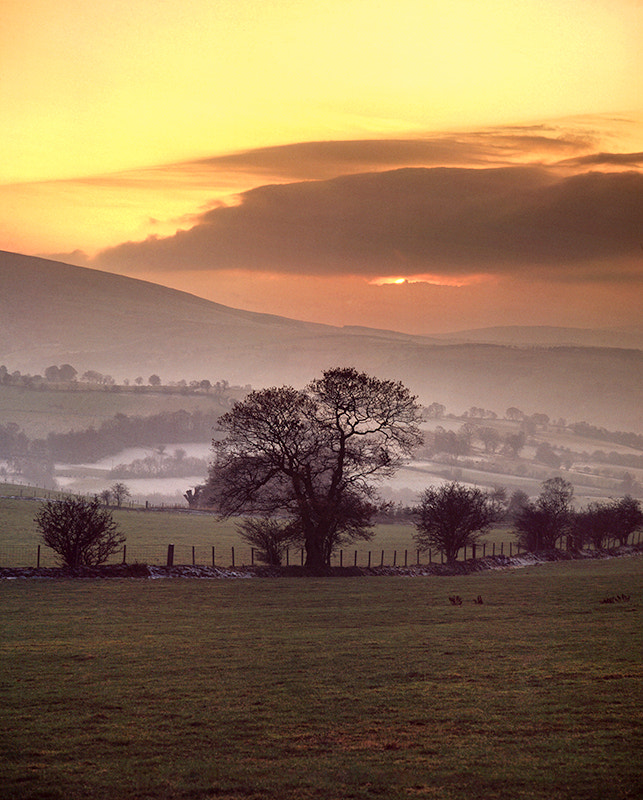 Photograph SUNSET SENNYBRIDGE by COLIN MOLYNEUX on 500px