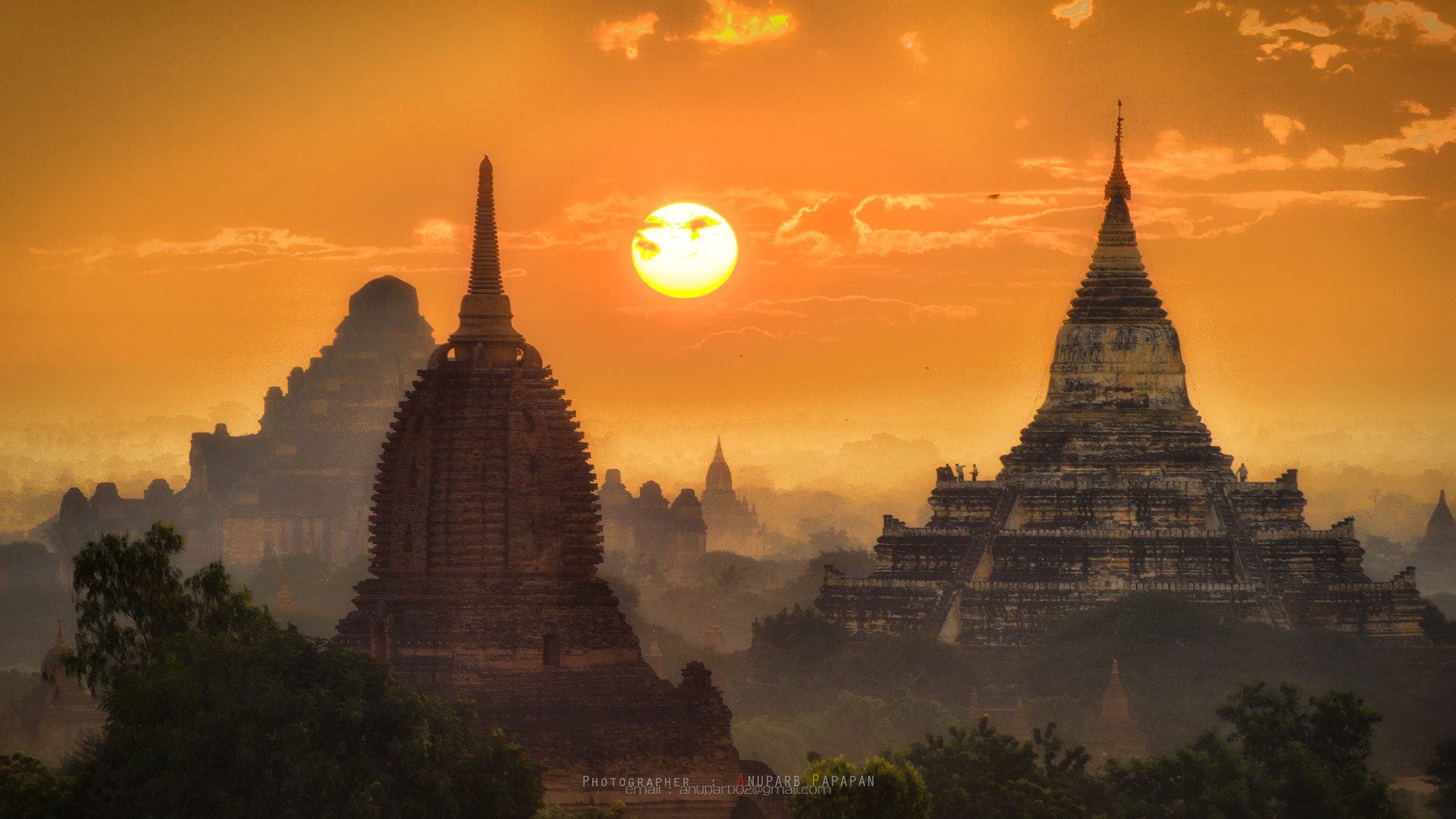 Photograph Good Morning Bagan by Anuparb Papapan on 500px