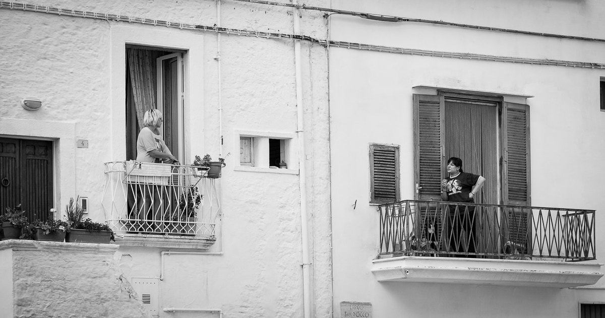 Photograph Balcony Talk by Michael Avory on 500px