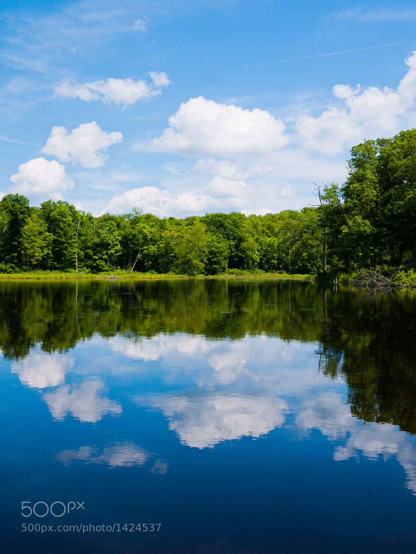 Photograph New Jersey Lake by David Sun on 500px