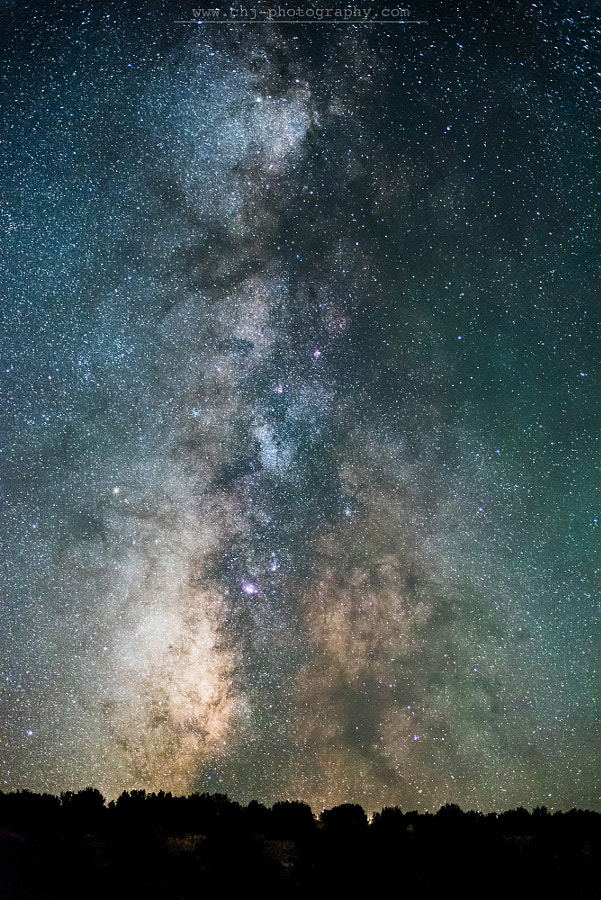Galaxy by Christian Hering-Junghans on 500px.com