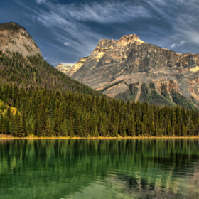 Emerald Lake View by Jeff Clow (jeffclow)) on 500px.com