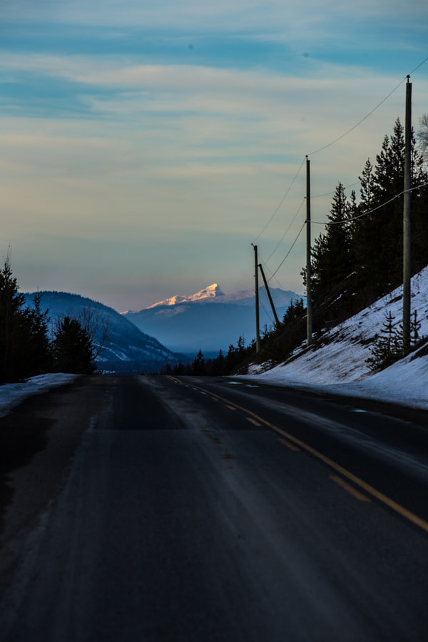 On the open road by John Entwistle on 500px.com