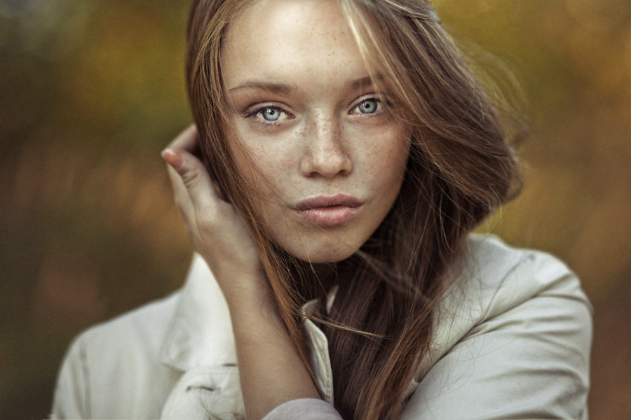 Photograph Nastya by alexander kan on 500px