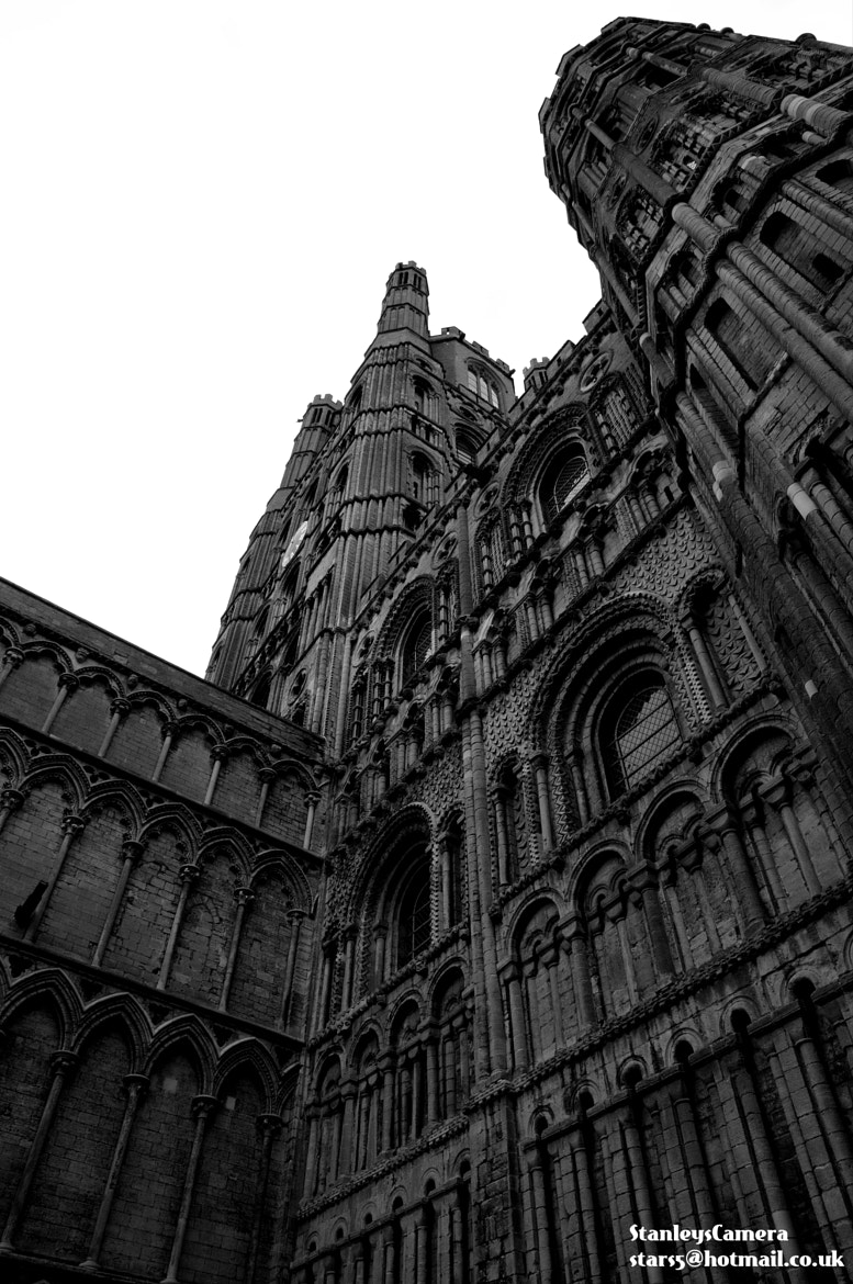 Photograph Gothic - Ely Cathedral by Ian Starling on 500px