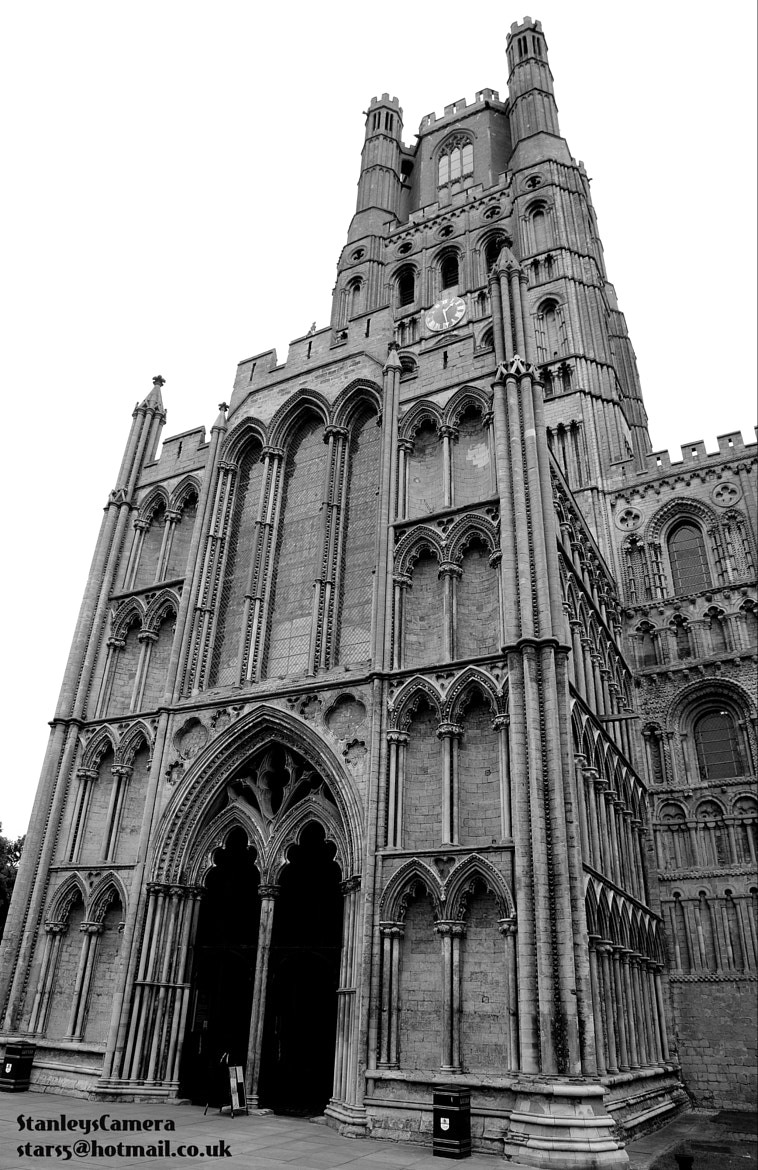Photograph Ely Cathedral by Ian Starling on 500px