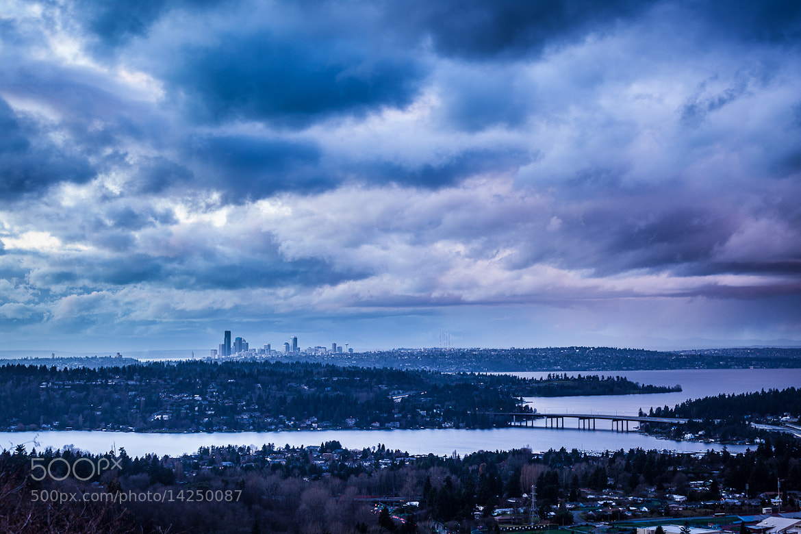 Photograph Seattle by Thorsten Scheuermann on 500px