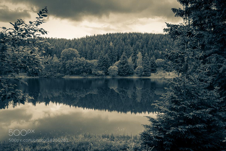 Photograph reservoire Königshütte by Andreas Levi on 500px