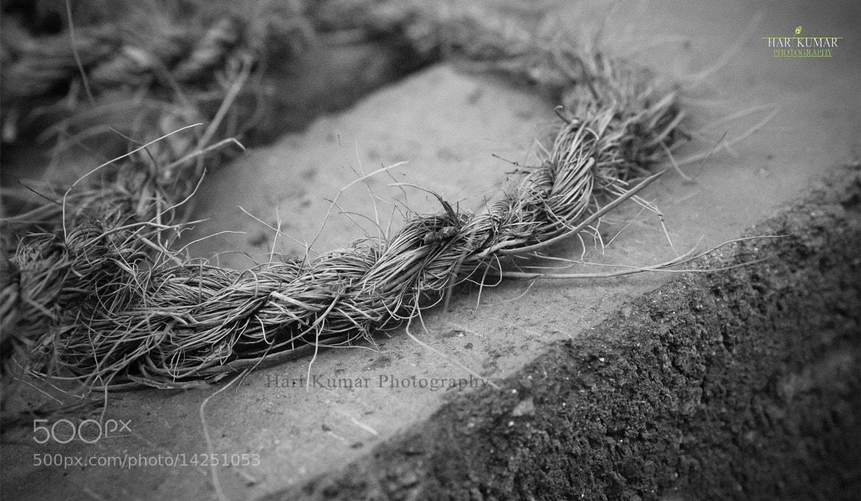 Photograph Rope by K.Hari Kumar on 500px