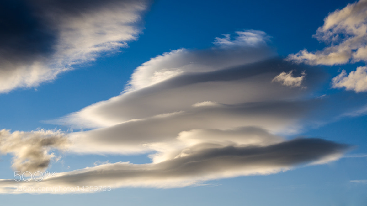 Photograph A Cloud Sandwhich by Enrico Maria Crisostomo on 500px