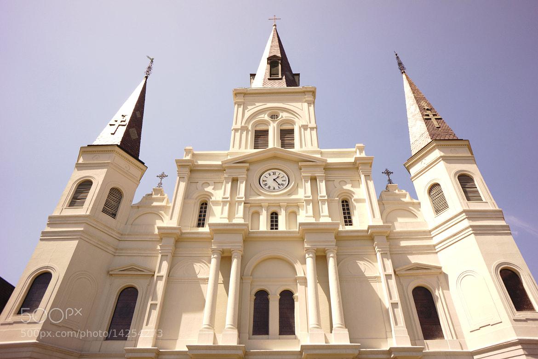 Photograph Church by Brendan Hay on 500px