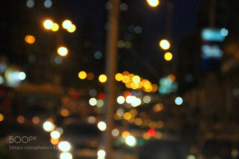 Photograph City Lights Bokeh by Sudeep Devkota on 500px
