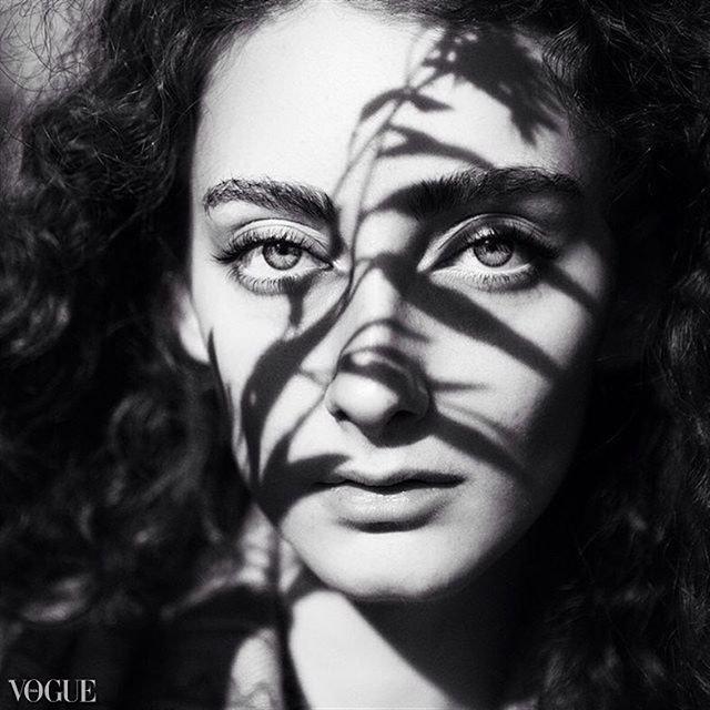 для сайта Vogue Италия