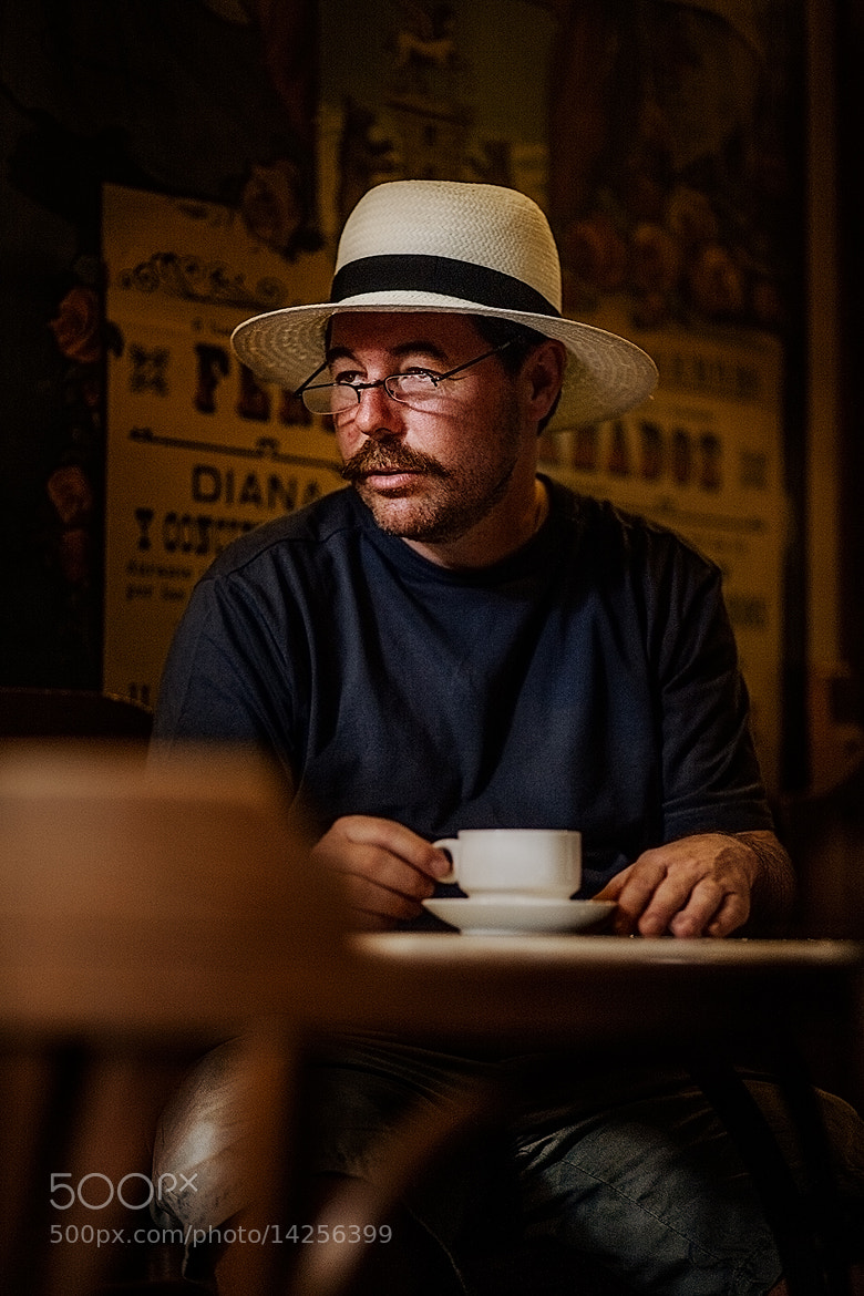 Photograph Coffe Man by Jesús Mérida on 500px