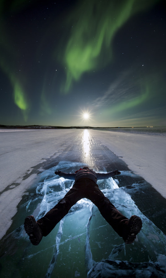 Goodbye Yellowknife by Paul Zizka on 500px.com