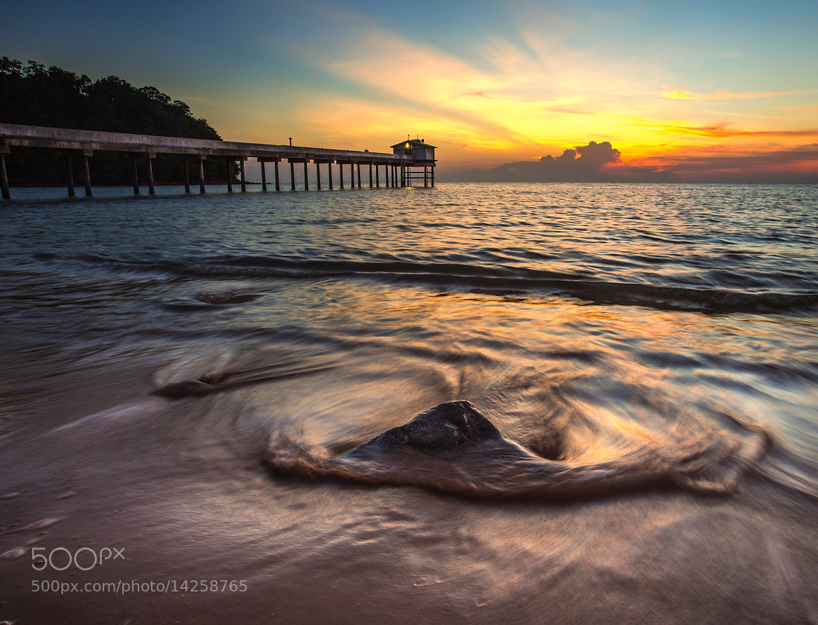Photograph pulau sayak by Suhaimi Hassan on 500px
