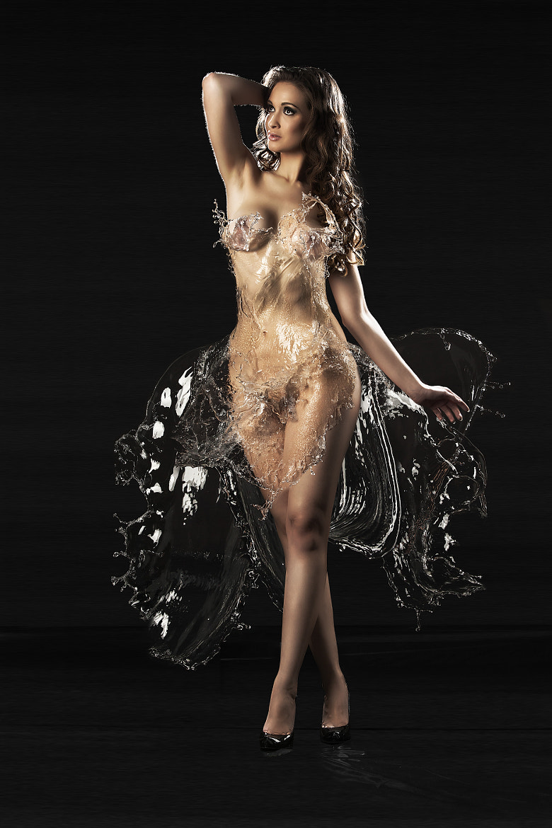 Photograph Water Dress 2 by Paulo Ebling on 500px