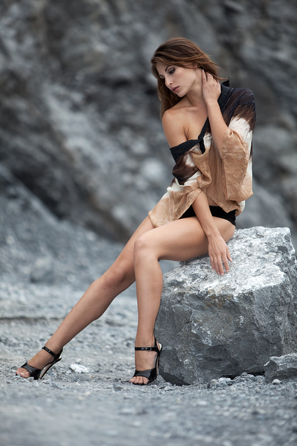 on the rocks - 2