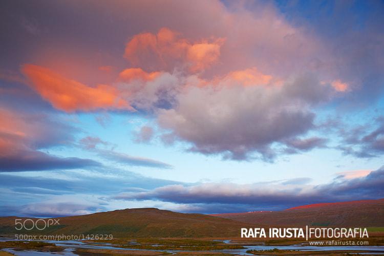 Photograph Sunrise in Iceland by Rafa Irusta on 500px