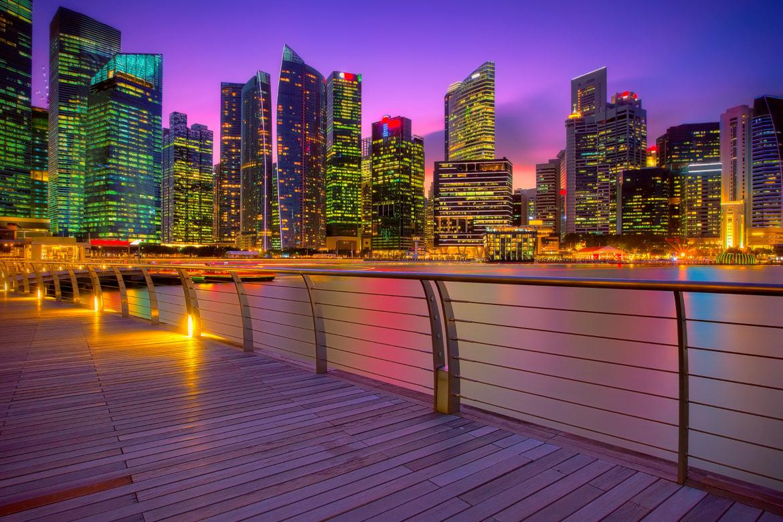 Singapore - cover