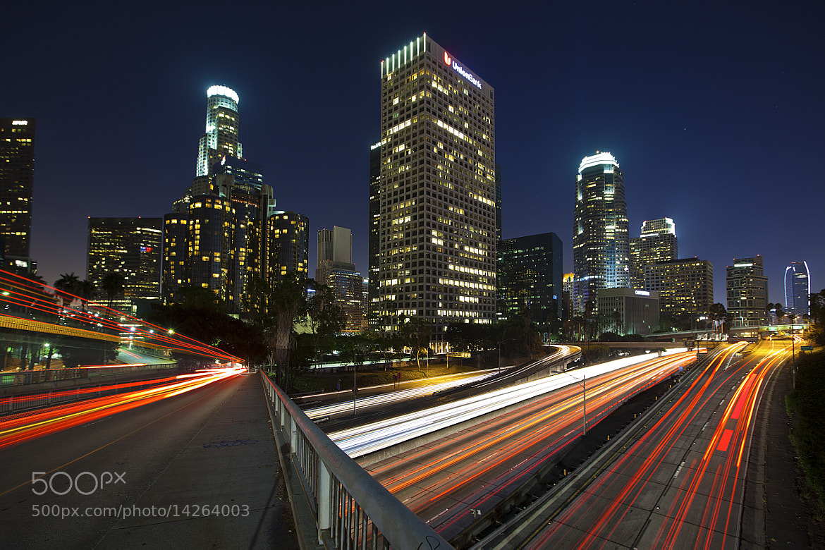 Photograph life in the big city by Andy Kennelly on 500px