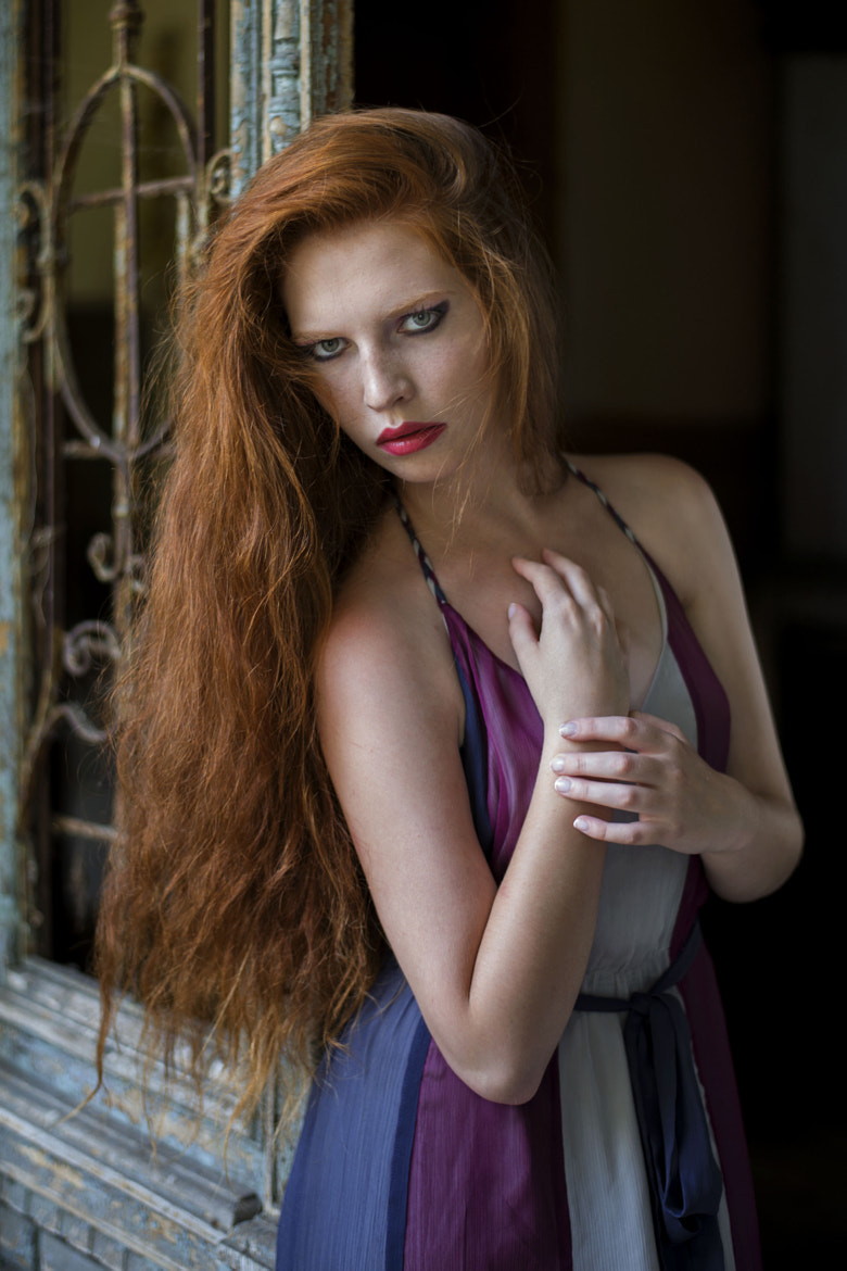 Photograph Anna by Janusz Firsowicz on 500px