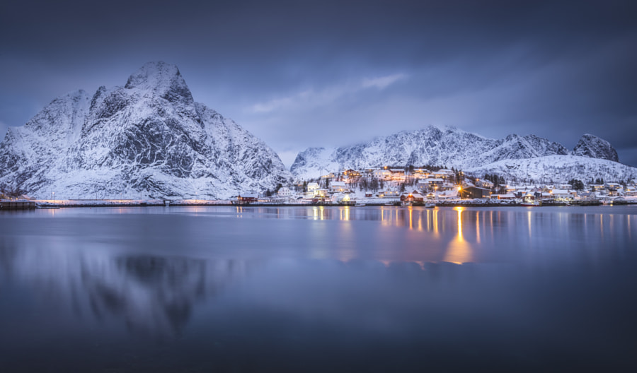 Reine night by Stefano Termanini on 500px.com