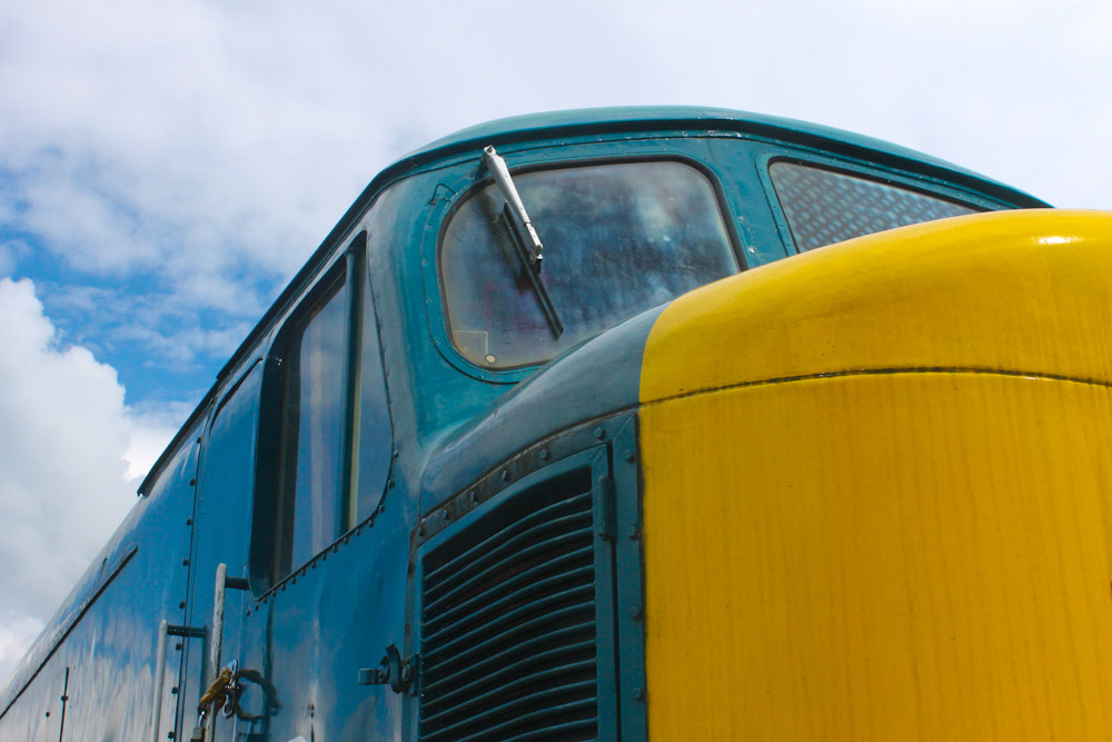 Photograph Diesel Powered by Brian Shore on 500px