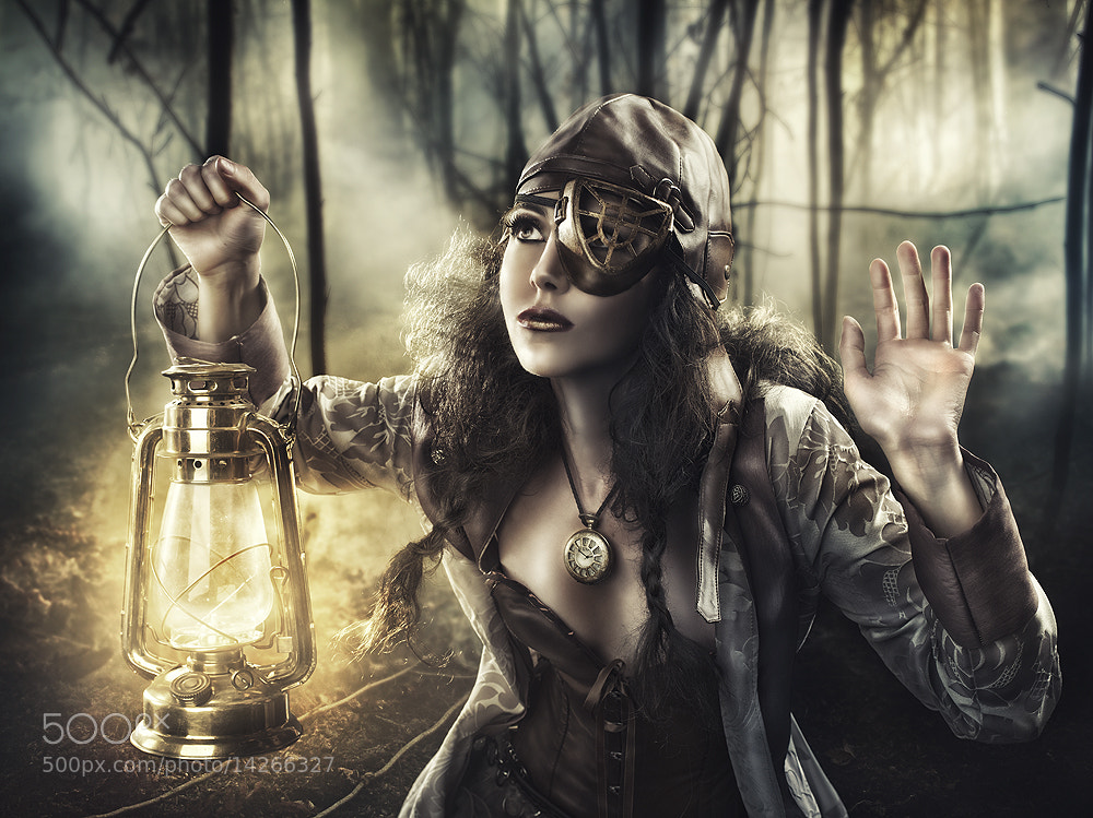 Photograph Little lights on the horizon by Rebeca  Saray on 500px