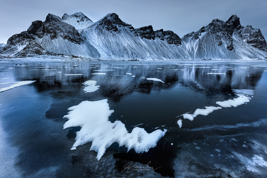 FROZEN FORTRESS by Edwin Martinez on 500px.com