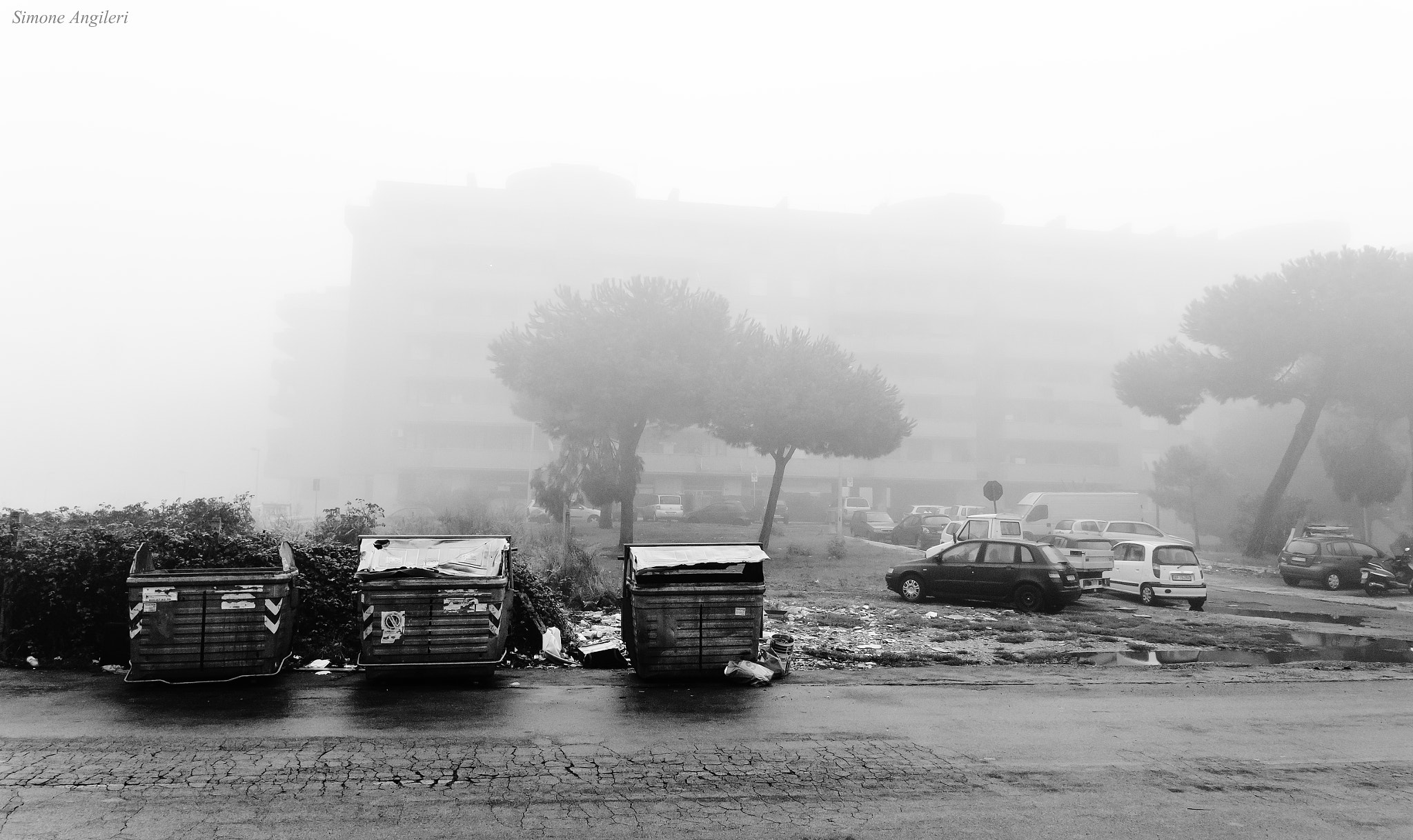 Photograph Nebbia by Simon Nik on 500px