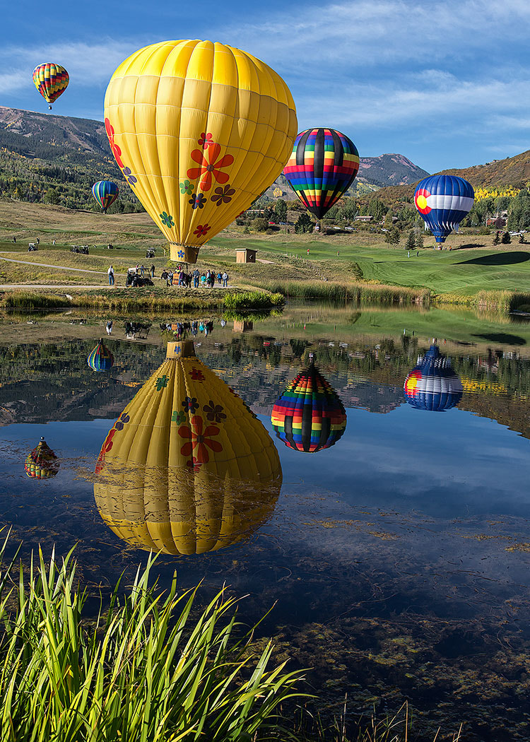 Photograph Snowmass Balloon Festival by Greg Ness on 500px