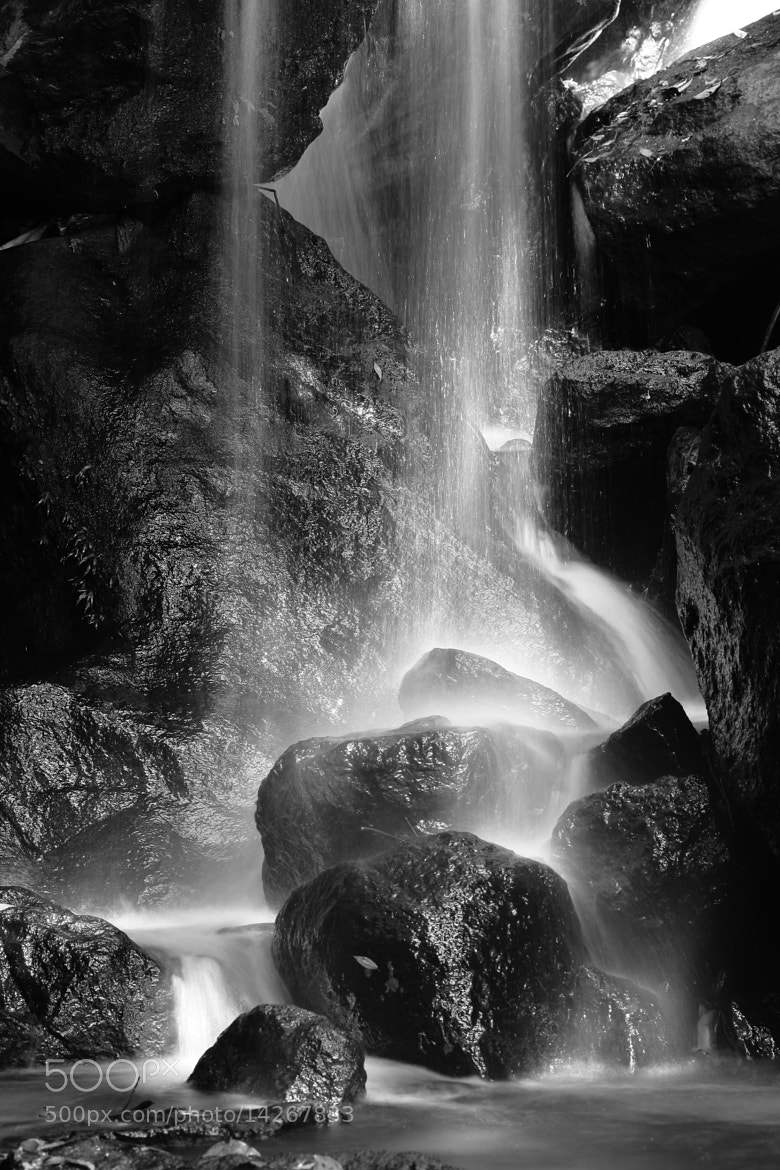 Photograph  YMSNP Cascade: Again by Anderson Fang on 500px