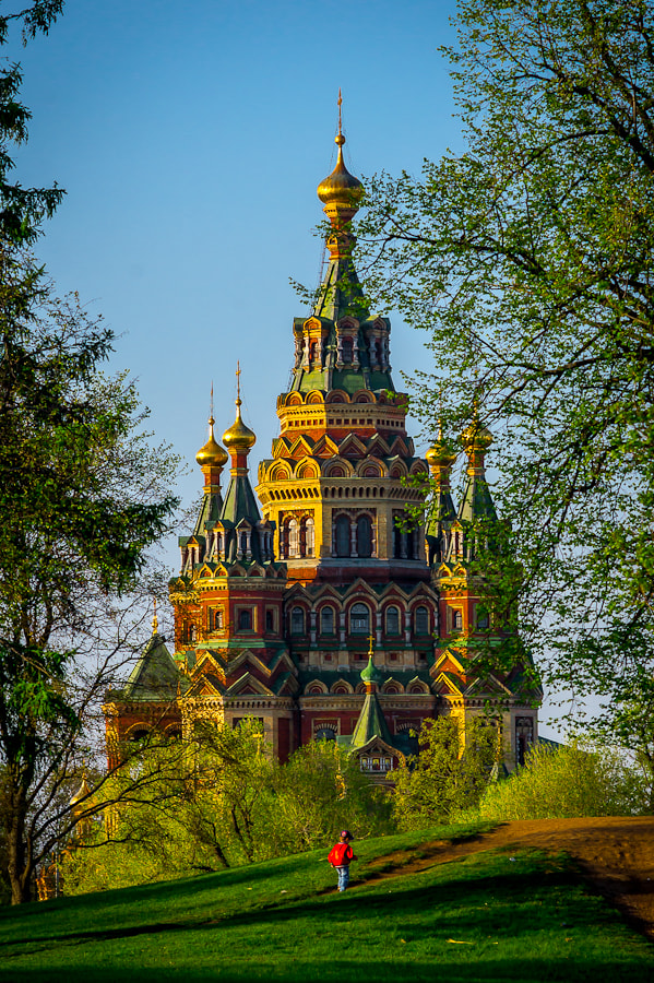 Photograph Sts. Peter's and Paul Cathedral by Den Zen on 500px