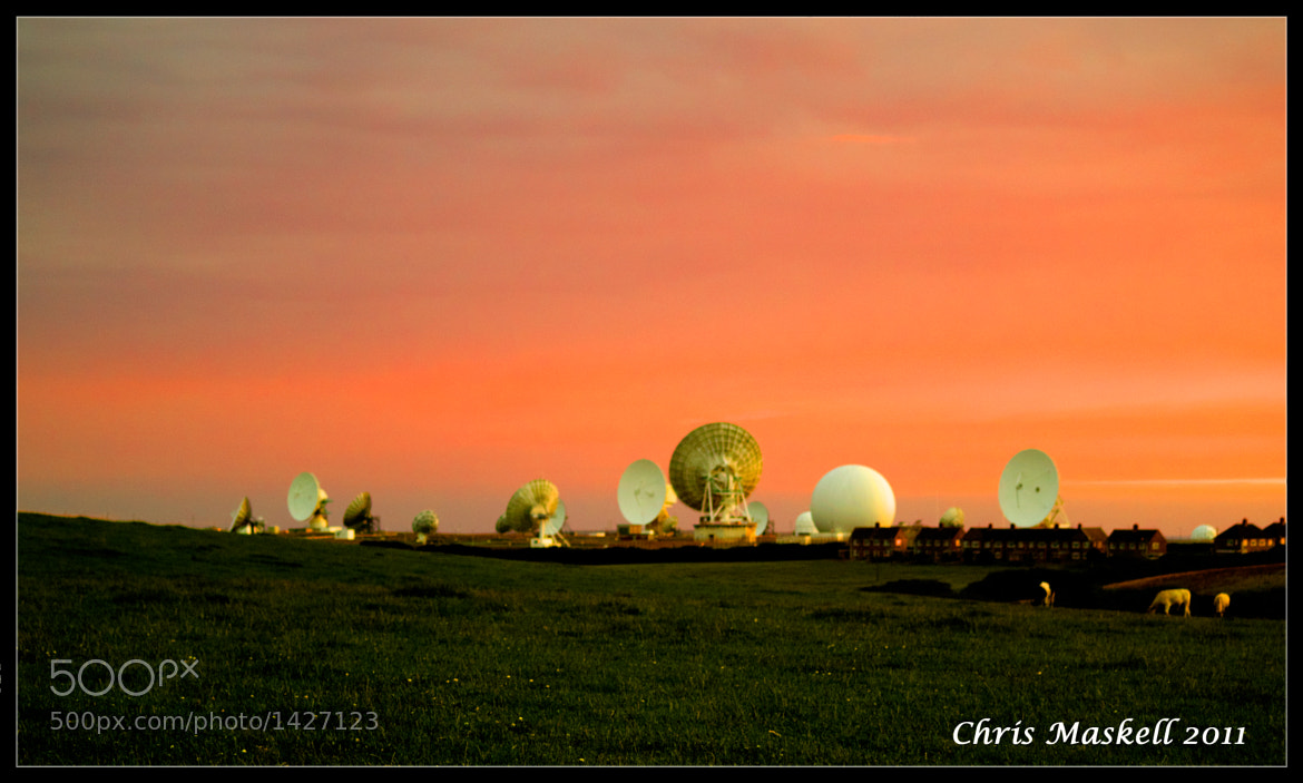 Photograph GCHQ, N. Cornwall by Chris Maskell on 500px