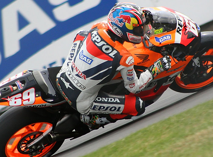 Photograph Nicky Hayden  by Craig Watson on 500px