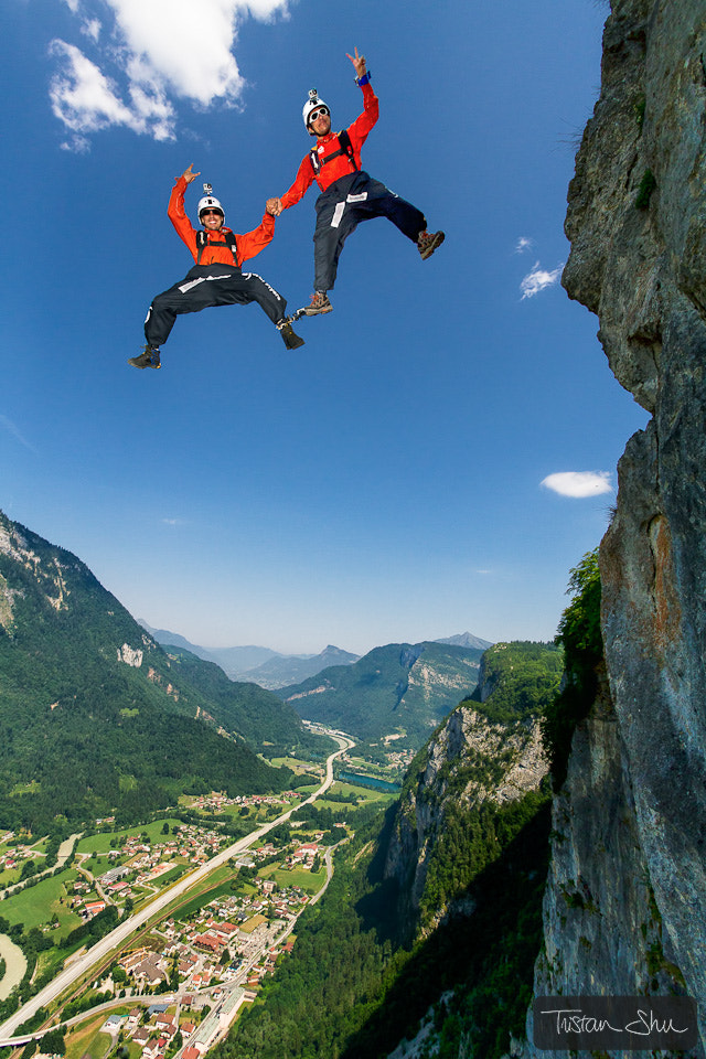 Photograph SoulFlying @ Outdoor Games by Tristan Shu on 500px