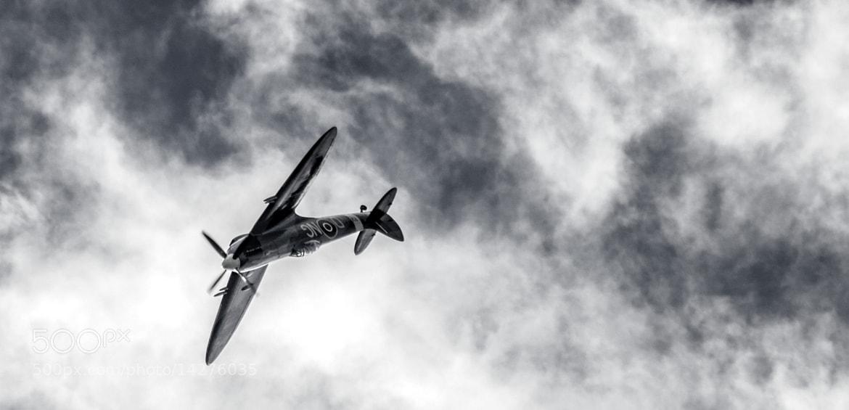 Photograph Spitfire by Scott Kvitberg on 500px