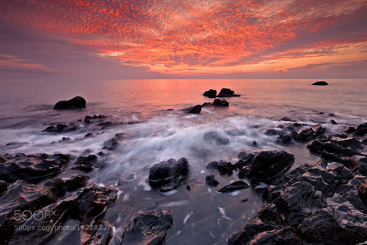 Photograph Burning clouds by jihhaur lio on 500px