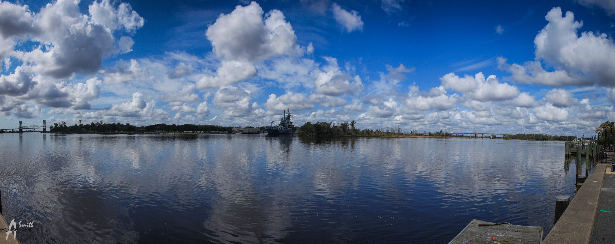 Photograph Wilmington Pano Shot by Drew Smith on 500px
