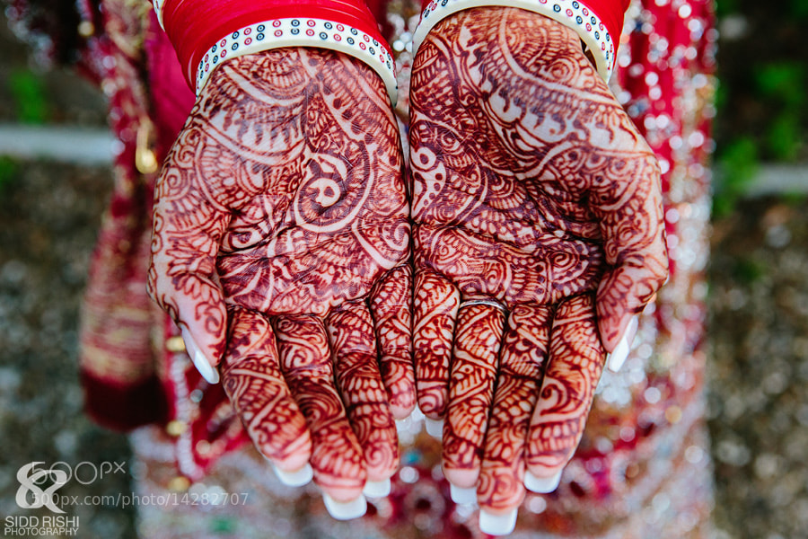 Photograph Henna by Sidd Rishi on 500px