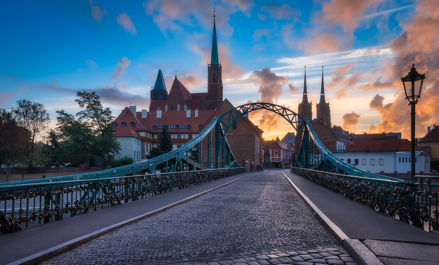 Good morning Wroclaw