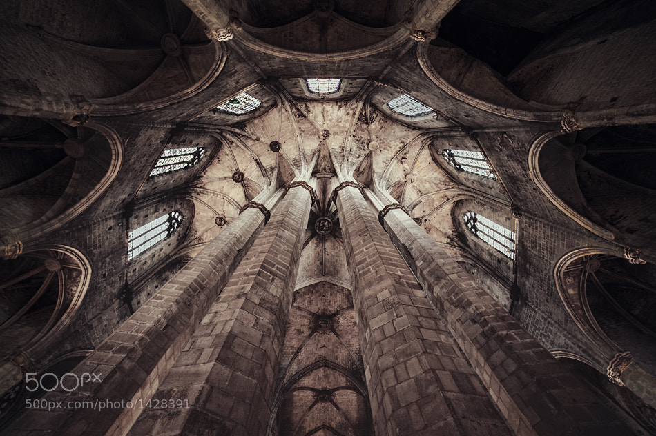 Photograph The Saint Church by Martin Marcisovsky on 500px