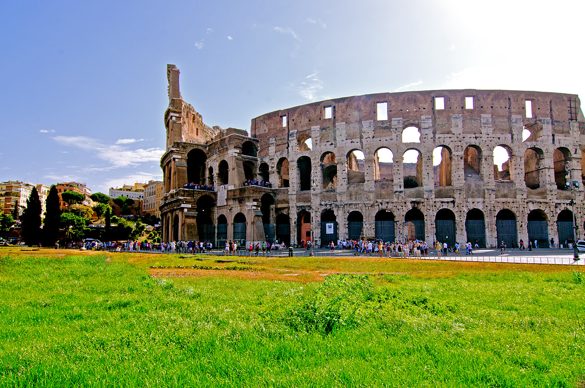 Photograph Colosseum by Ragnar Gjemmestad on 500px