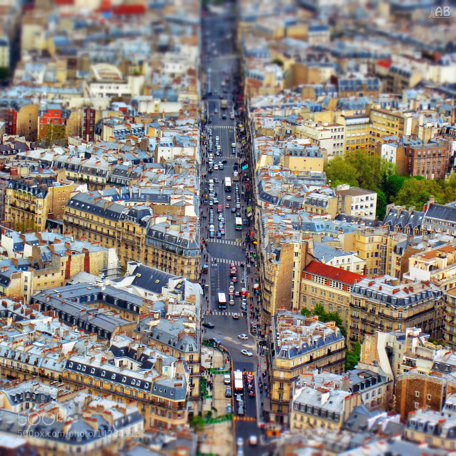 Photograph Paris TS by Alexandra (Petrova) & Bharath Wootla on 500px
