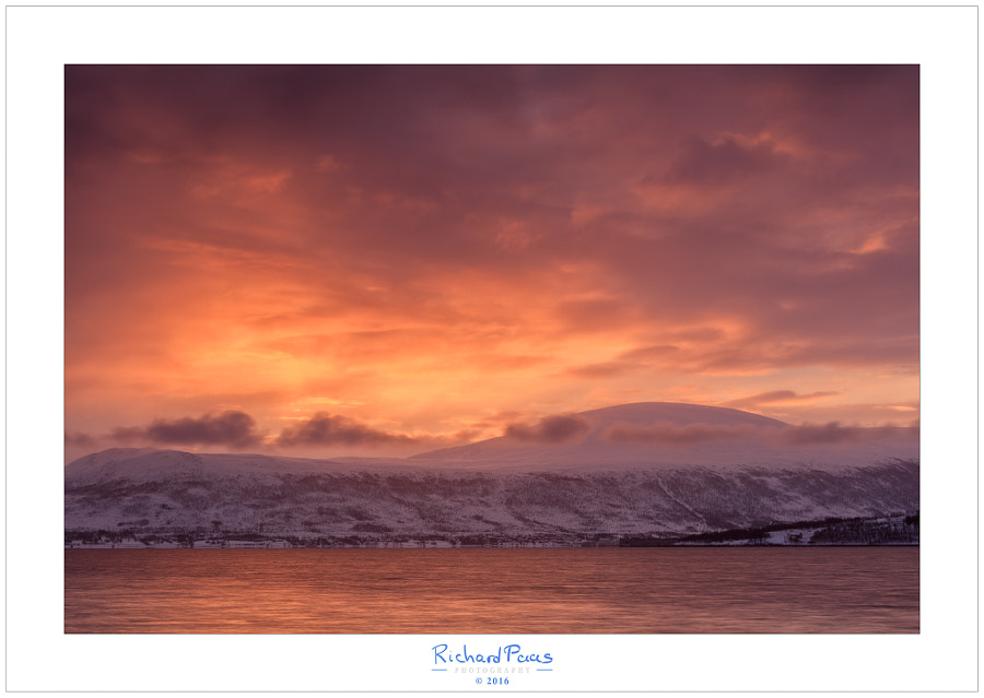 Awesome sky Tromsø by Richard Paas on 500px.com