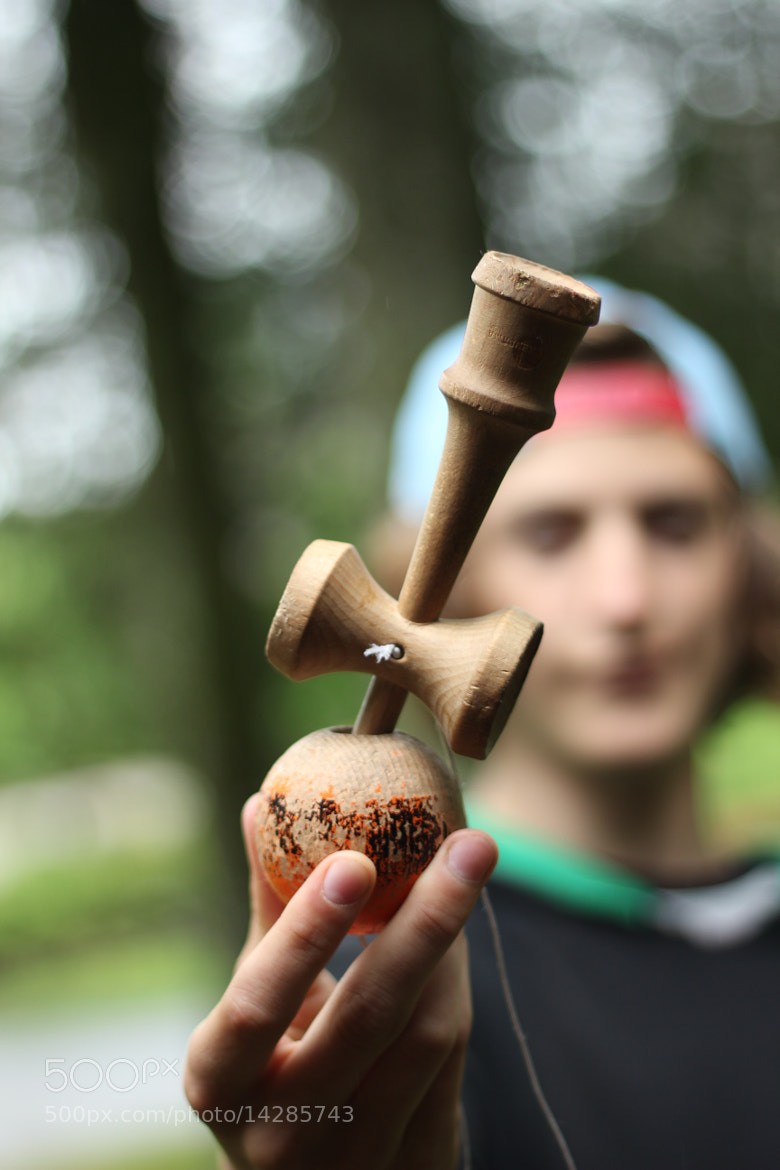 Photograph Kendama by Gabriel Foisy on 500px