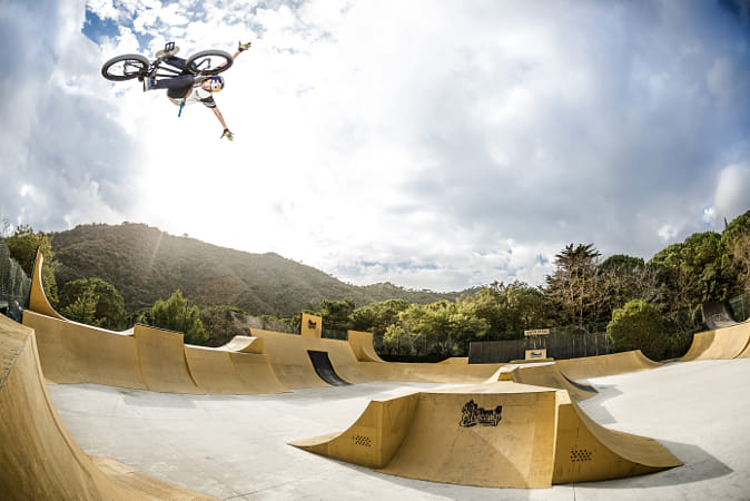 Paul Tholen at Eurocamp in Tossa de Mar, Spain. by Red Bull Photography on 500px