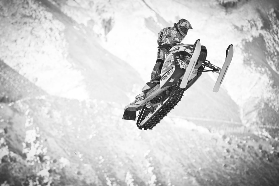 Levi LaVallee at Winter X Games 18 in Aspen, Colorado, USA. by Red Bull Photography on 500px.com