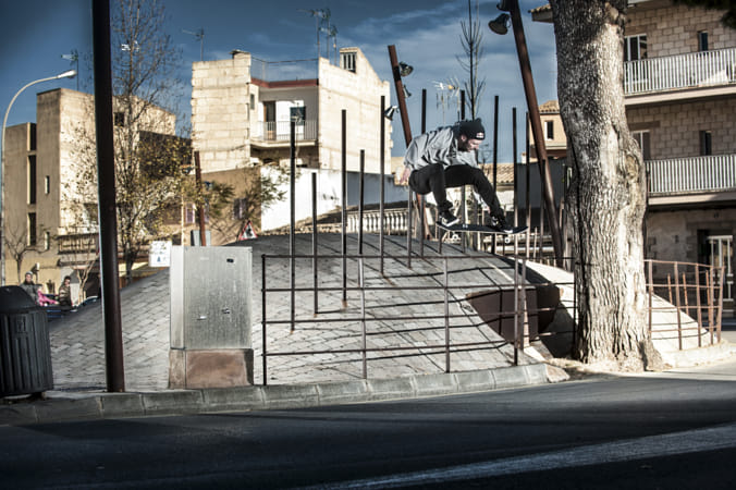 Vladik Scholz performing in Palma de Mallorca, Spain. by Red Bull Photography on 500px